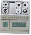 ILVE PSW-120F-VG Stainless-Steel Kitchen Stove