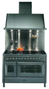 ILVE MT-120FR-MP Red Kitchen Stove Photo