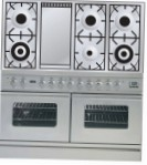 ILVE PDW-120F-VG Stainless-Steel Kitchen Stove