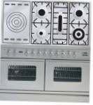 ILVE PDW-120S-VG Stainless-Steel Kitchen Stove