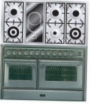 ILVE MTS-120VD-MP Stainless-Steel Kitchen Stove