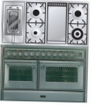 ILVE MTS-120FRD-MP Stainless-Steel Kitchen Stove
