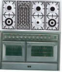 ILVE MTS-120BD-MP Stainless-Steel Kitchen Stove