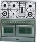 ILVE MTS-1207D-MP Stainless-Steel Kitchen Stove