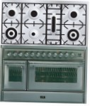 ILVE MT-1207D-MP Stainless-Steel Kitchen Stove