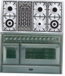 ILVE MT-120BD-MP Stainless-Steel Kitchen Stove