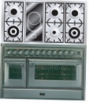 ILVE MT-120VD-MP Stainless-Steel Kitchen Stove