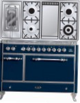 ILVE MC-120FRD-E3 Blue Kitchen Stove