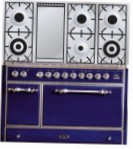 ILVE MC-120FD-E3 Blue Kitchen Stove