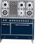 ILVE MC-120BD-E3 Blue Kitchen Stove