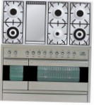 ILVE PF-120F-VG Stainless-Steel Kitchen Stove