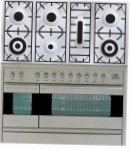 ILVE PF-1207-VG Stainless-Steel Kitchen Stove