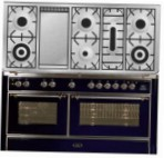 ILVE M-150FD-E3 Blue Kitchen Stove