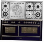 ILVE M-150SD-E3 Blue Kitchen Stove