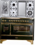 ILVE M-120FRD-E3 Matt Kitchen Stove