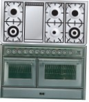 ILVE MTS-120FD-E3 Stainless-Steel Kitchen Stove
