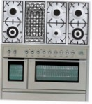 ILVE PL-120B-VG Stainless-Steel Kitchen Stove