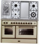 ILVE MS-120FRD-E3 White Kitchen Stove