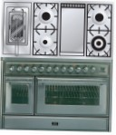 ILVE MT-120FRD-E3 Stainless-Steel Kitchen Stove