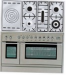 ILVE PL-120S-VG Stainless-Steel Kitchen Stove
