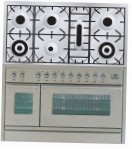 ILVE PSW-1207-MP Stainless-Steel Kitchen Stove