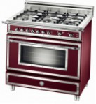 BERTAZZONI H36 6 GEV VI Kitchen Stove