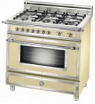 BERTAZZONI H36 6 GEV CR Kitchen Stove