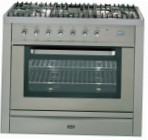 ILVE T-906L-VG Stainless-Steel Kitchen Stove