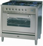 ILVE T-90CW-VG Stainless-Steel Kitchen Stove