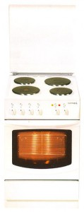 MasterCook KE 2375 B Kitchen Stove Photo