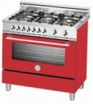 BERTAZZONI X90 6 GEV RO Kitchen Stove