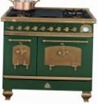 Restart ELG023 Green Kitchen Stove