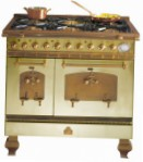 Restart ELG023 Antique white Kitchen Stove