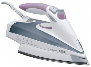 Braun TexStyle TS755 Smoothing Iron Photo