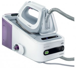 Braun IS 5043WH Smoothing Iron Photo