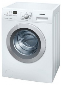 Siemens WS 10G160 Washing Machine Photo