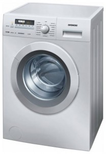Siemens WS 12G24 S Washing Machine Photo