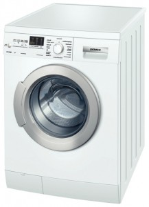 Siemens WM 12E465 Washing Machine Photo